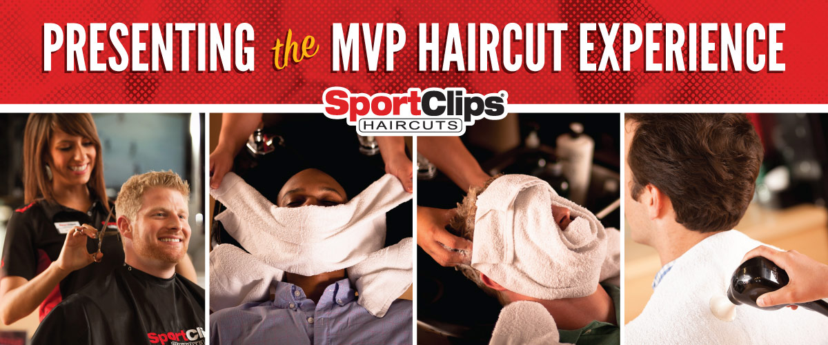 The Sport Clips Haircuts of Meridian MVP Haircut Experience